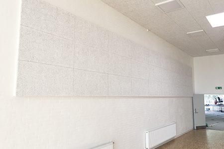 Tømrer, Limfjordsskolen - Akustikøsninger