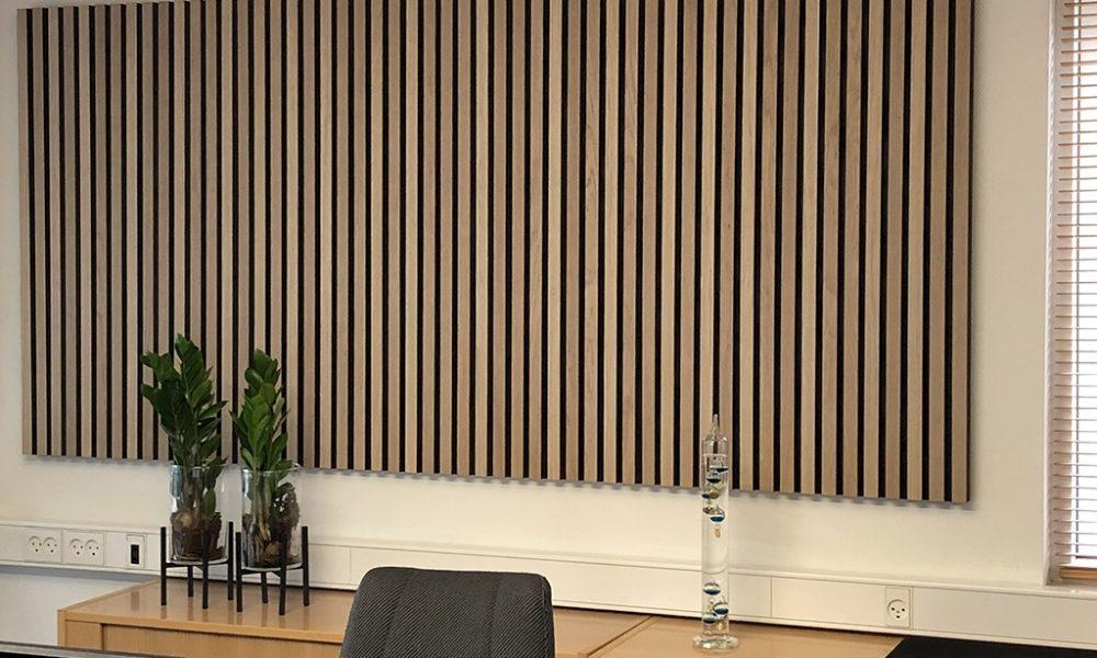 Tømrer, Listeloft og vægbeklædning