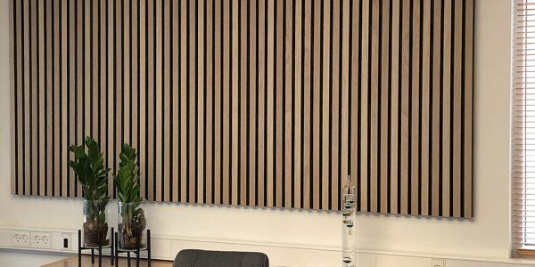 Listeloft og vægbeklædning